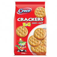 Croco, Crackers Big, 200g