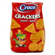 Croco, Crackers Sunca, 100g