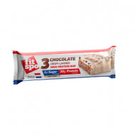Fitspo, 3 Chocolate Crispy Layered High Protein Bar, 55g