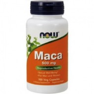 NOW Maca 500mg - 100 Capsule
