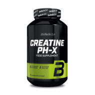 Biotech USA, Creatine pH-X, 210 tablete