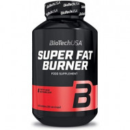 Biotech USA, Super Fat Burner, 120 tablete