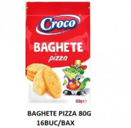 Croco, Baghete Pizza, 80g