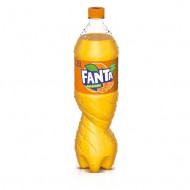 FANTA,Bautura racoritoare Fanta orange, 1.25L