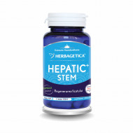 Herbagetica Hepatic STEM, 60 capsule