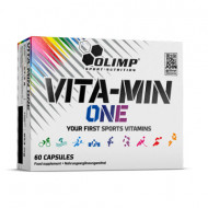 Olimp Sport Nutrition Vita-Min ONE, 60 capsules