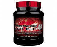 Scitec Nutrition Hot Blood 3.0, pre-workout, 820 g