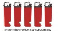 Unilite, Brichete U30 Premium Red, 50 buc