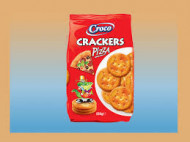 Croco, Crackers Cu Pizza, 150g