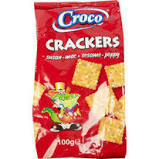 Croco, Crackers Susan Si Mac, 100g