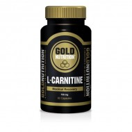 Gold Nutrition L-carnitine 750 mg, 60 capsule