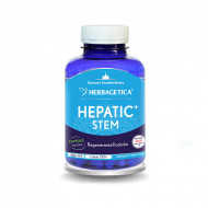 Herbagetica Hepatic STEM, 120 capsule