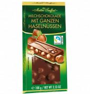 Maitre Truffout, Grazia Ciocolata Lapte Si Alune,100g