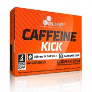Olimp Caffeine Kick, 300 mg, 60 capsule