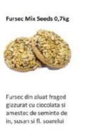 Panilino, Fursec Mix Seed, 0.7kg