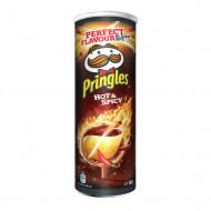 PRINGLES,Chipsuri Pringles picante si condimentate, 165g