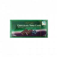 PROMO 3+1,Maitre Truffout, Thins Cassis Coacaze, 200g