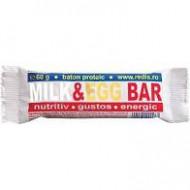 Redis, Milk & Egg Bar, 60g