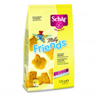 Schar Milly friends, biscuiti fara gluten, 125 g