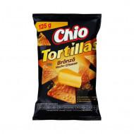 CHIO,Tortilla Nacho Cheese, 125 g