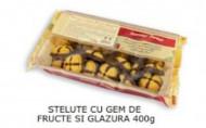 Dr. Fursec, Stelute Cu Gem De Fructe Si Glazura, 400g