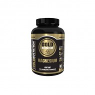 Gold Nutrition Magneziu 600 mg, 60 capsule