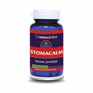 Herbagetica Stomacalm, 60 capsule