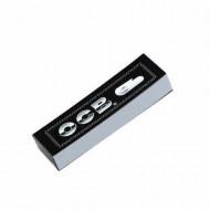 OCB, Filtre din carton pentru tigarete, 18 mm, 50 foi