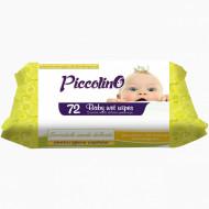 Piccolino, Olive Servetele Umede, 72buc