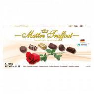 PROMO 3+1,Maitre Truffout, Praline Rose, 400g