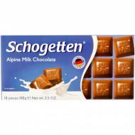 Schogetten, Ciocolata Lapte, 100g