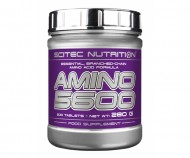 Scitec Nutrition Amino 5600, 1000 tablete