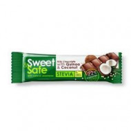 Sly, Sweet & Safe - Ciocolata Lapte, Cocos, 25g