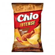 CHIO,Chipsuri Chio cu intense pui picant, 125g