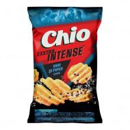 CHIO,Chipsuri Chio Intense sare si piper, 125g