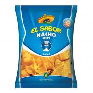 EL SABOR,Nachos El Sabor cu sare 100 g