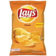 LAY'S,Chipsuri Lay's din cartofi cu branza 215g