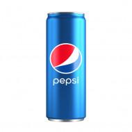 PEPSI,Bautura racoritoare Pepsi la doza, 0.33L