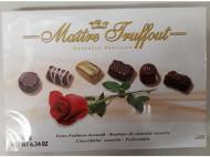 PROMO 3+1,Maitre Truffout, Praline Rose, 180g