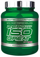 Scitec Nutrition Zero Sugar Zero Fat Iso Great, 900 g