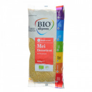 Bio All Green Mei decorticat ecologic, 500 g