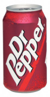 Dr. Pepper, Doza, 0.33l