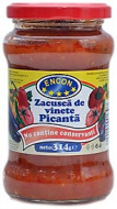 Encon, Zacusca Picanta De Vinete, 314g