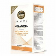 Gold Nutrition Clinical Melatonin Power Sleep, 30 capsule