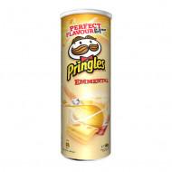 PRINGLES,Chipsuri Pringles cu branza Emmental 165 g