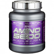 Scitec Nutrition Amino 5600, 500 Tablete
