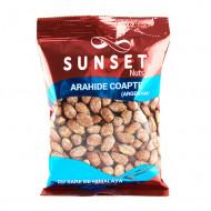 SUNSET NUTS,Arahide coapte cu sare de Himalaya 80 g