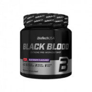 BiotechUSA, Black Blood CAF+, 300 g