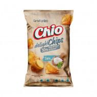 CHIO,Chips Delight cu sare, 125g