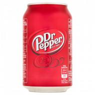 DR.PEPPER,Bautura racoritoare Dr.Pepper 0.33L